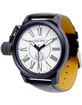 WAMS Crown Protector Black Leather Special Edition 3